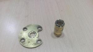 Turbo roto por falta de lubricación