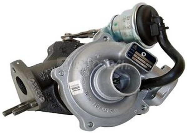 Turbo Citroën Nemo 1.3 HDI KKK 54359700005