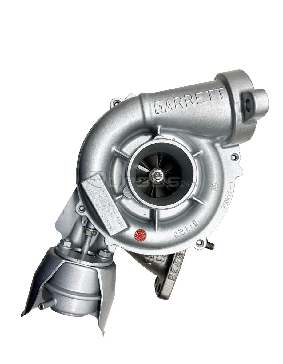 Turbo Mini Cooper D R55/R56 Garrett 753420